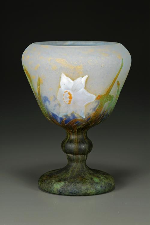 ドーム 水仙文花瓶