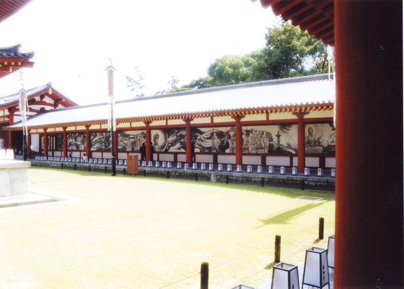薬師寺障壁画