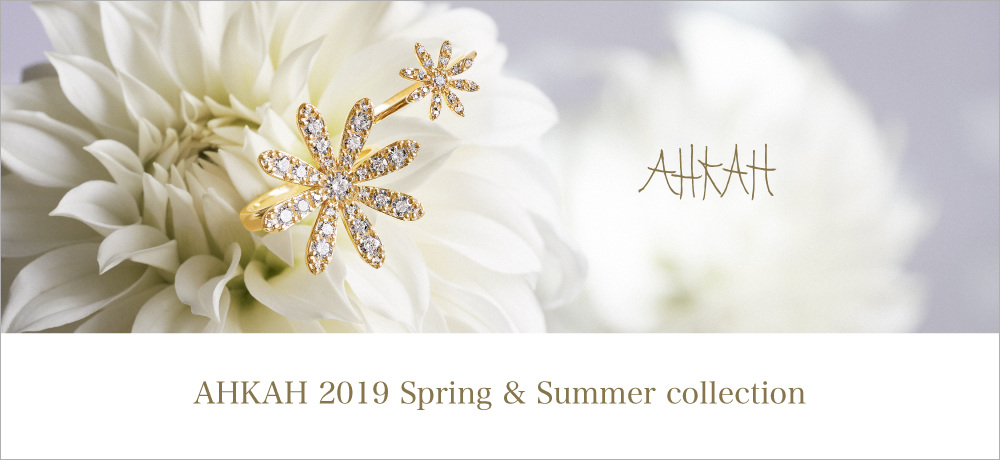 AHKAH 2019 Spring & Summer collection