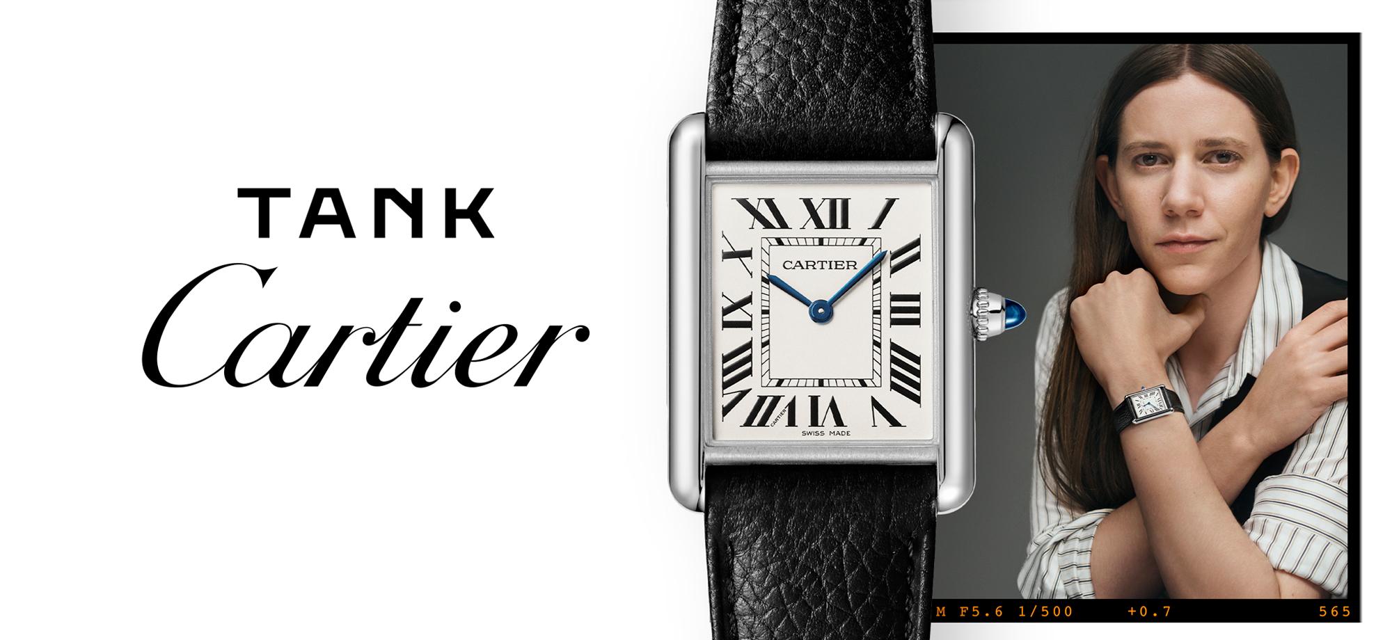 TANK Cartier